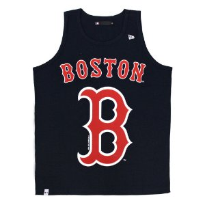 Regata Boston Red Sox Basic Azul - New Era