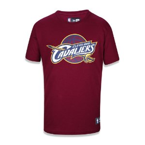 Camiseta Cleveland Cavaliers Basic NBA - New Era