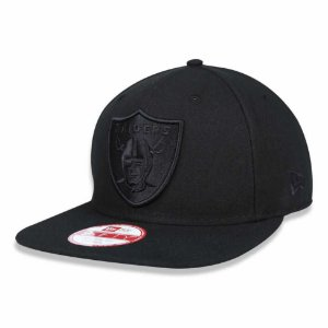 Boné Oakland Raiders 950 Black on Black - New Era