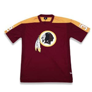 Camiseta JERSEY Washington Redskins NFL - New Era