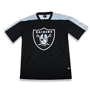 7995f08463655 Camiseta JERSEY Oakland Raiders NFL - New Era - FIRST DOWN ...