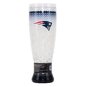 Copo de Chopp e Cerveja Térmico New England Patriots - NFL