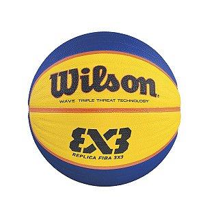 Bola de Basquete Replica FIBA 3x3 - NBA Wilson