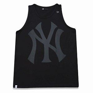 Regata New York Yankees Basic Preta - New Era