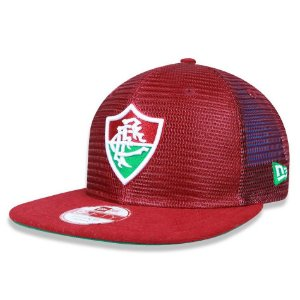 Boné Fluminense 950 On Mesh - New Era
