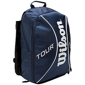 Mochila Esportiva Tour Wilson Azul