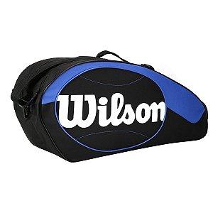 Raqueteira Wilson Match X6