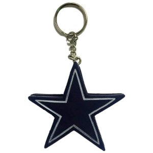 Chaveiro Dallas Cowboys Foam Head
