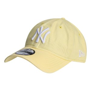 Boné New York Yankees 920 Pastels Amarelo - New Era