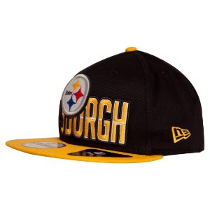 Boné Pittsburgh Steelers 950 Draft 15 - New Era