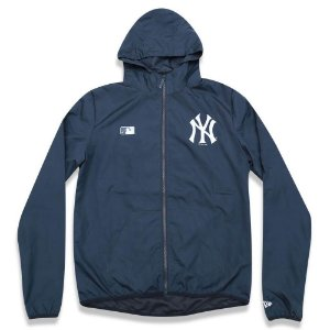 Jaqueta Windbreaker Quebra vento New York Yankees Azul MLB - New Era