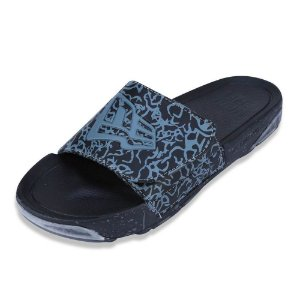 Chinelo Oreo Preto/Azul - New Era