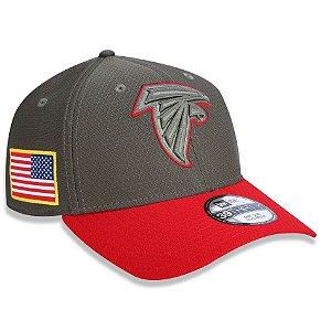 Boné Atlanta Falcons 3930 Salute to Service - New Era