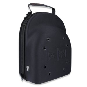 Case Cap Carrier All Black 6cap - New Era