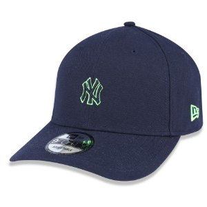 Boné New York Yankees 940 Mini Logo Neon - New Era