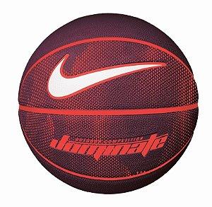 Bola de Basquete Nike Dominate Bordô Vermelho