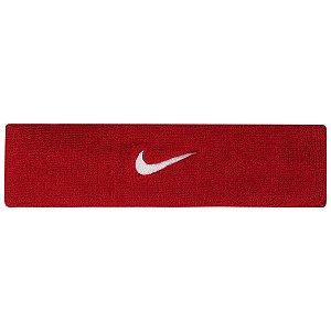 Testeira Nike Swoosh Vermelho