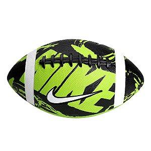 Bola Futebol Americano Spin 3.0 FB 9 Verde - Nike