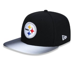 Boné Pittsburgh Steelers 950 Shimer Fade - New Era