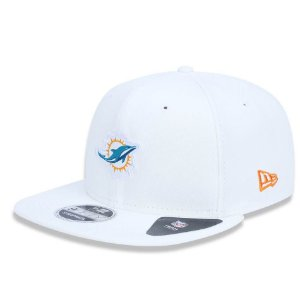 Boné Miami Dolphins Strapback 950 Border Edge - New Era