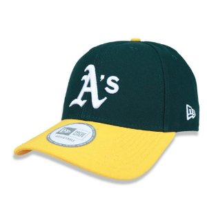 Boné Oakland Athletics 940 HC Basic - New Era