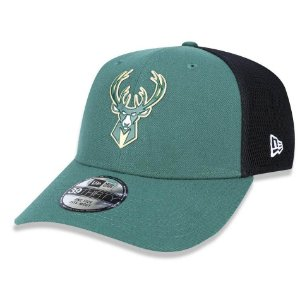 Boné Milwaukee Bucks 3930 On Court - New Era