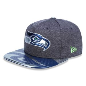 Boné Seattle Seahawks DRAFT 2017 Spotlight Snapback - New Era