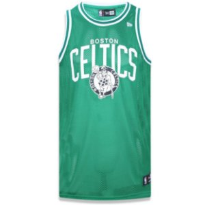 Regata Boston Celtics Game Jersey - New Era