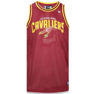 Regata Cleveland Cavaliers Game Jersey - New Era
