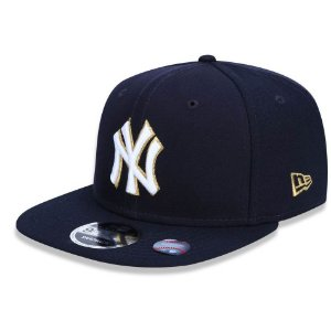 Boné New York Yankees 950 Gold City MLB - New Era
