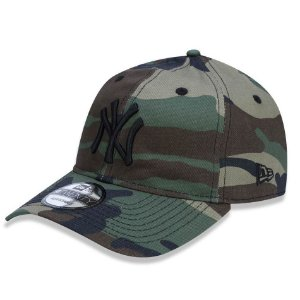 Boné New York Yankees 920 Wood Camo - New Era
