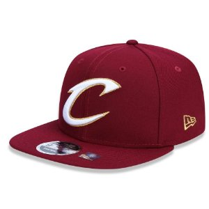 Boné Cleveland Cavaliers 950 Gold City NBA - New Era