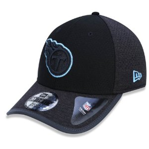 Boné Tennessee Titans 3930 Trainning Camp Black - New Era