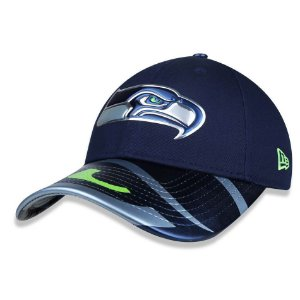 Boné Seattle Seahawks 940 Draft 2017 On Stage - New Era