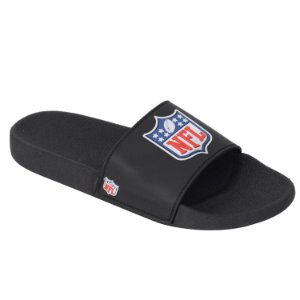 Chinelo Storm Slip On NFL Logo