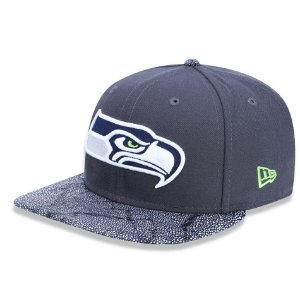 Boné Seattle Seahawks 950 July 2017 - New Era