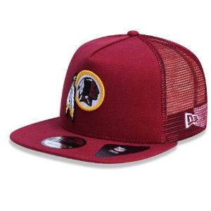 Boné Washington Redskins 950 Team Wash Trucker - New Era