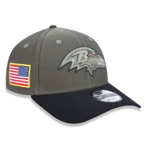 Boné Baltimore Ravens 3930 Salute to Service - New Era