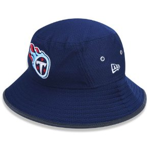 Chapéu Bucket Tennessee Titans Stretch - New Era