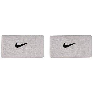 Munhequeira Nike Swoosh Double Branca