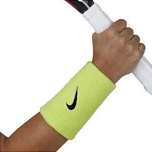 Munhequeira Nike Swoosh Double Verde