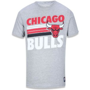 Camiseta Chicago Bulls NBA Melange - New Era