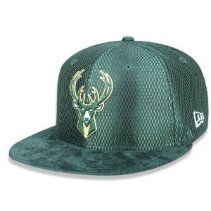 Boné Milwaukee Bucks 950 Draft - New Era
