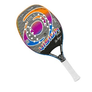 Raquete Beach Tennis Vision Super Carbon Elite 5