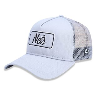 Boné Brooklyn Nets 940 Trucker Square - New Era