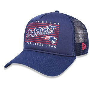 Boné New England Patriots 940 Trucker Sports Vein - New Era