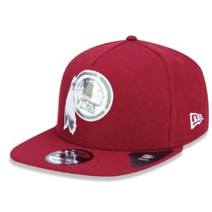 Boné Washington Redskins 950 Military Logo NFL - New Era