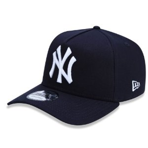 Boné New York Yankees 940 A-Frame Navy - New Era