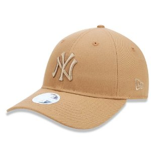 Boné New York Yankees 920 Tonal Feminino Amarelo - New Era