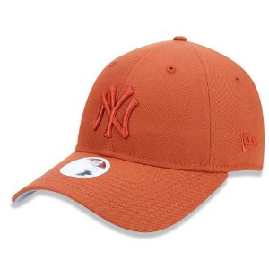 Boné New York Yankees 920 Tonal Feminino Laranja - New Era